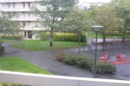 CHAMBRE CALME PRES CHU, ECOLES ET TRANSPORTS - Hérouville-Saint-Clair