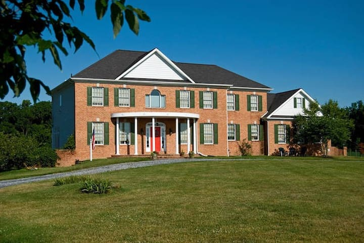 The Candle House Inn, (Rural B&B) - Mullica Hill - Bed & Breakfast