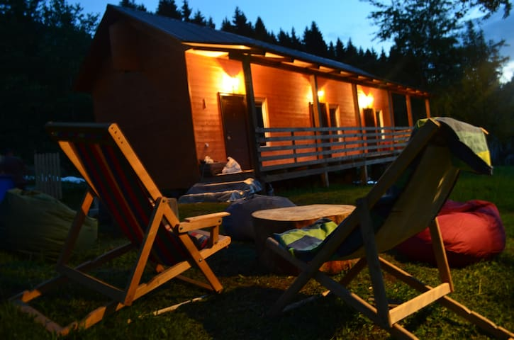 Cottage Shgedi Number 1 in Mestia