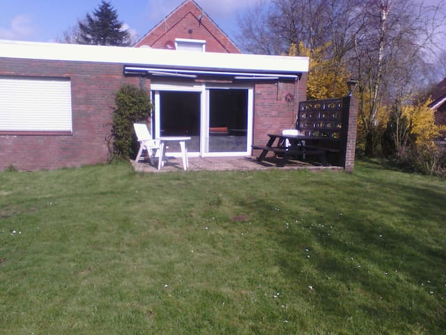 Large bungalow with landscapeview. - Leer - Wikt i opierunek