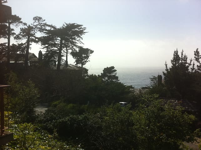 1 BR Suite at Highlands Inn w/ Ocean View - 4 days - Carmel - Apartamento