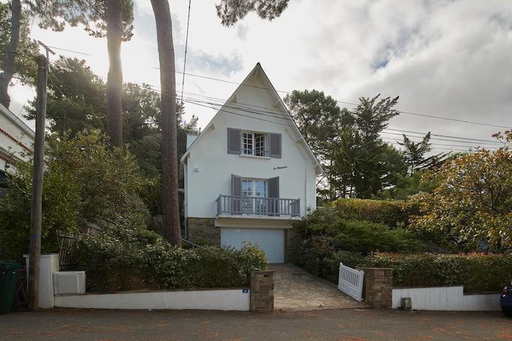 Villa 5 chambres à La Baule terrasse proche plage