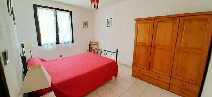 Pietracorbara appartement 40m2 à 2mn de la plage