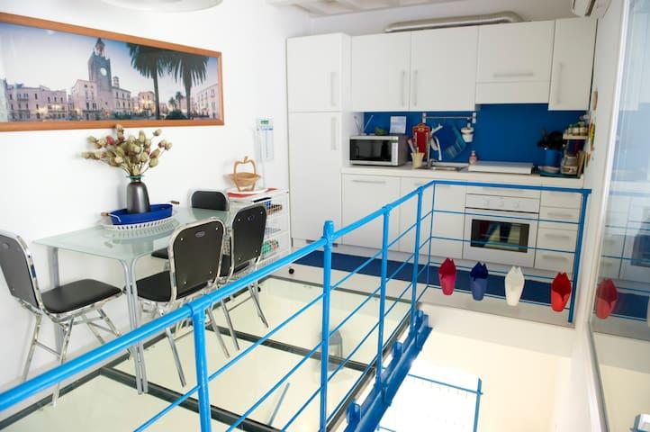 kitchenette - dining room
