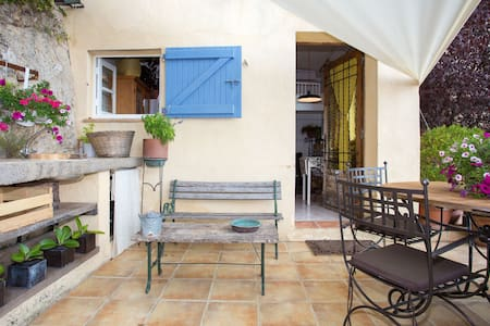Charming Cottage With Stunning View - Grasse