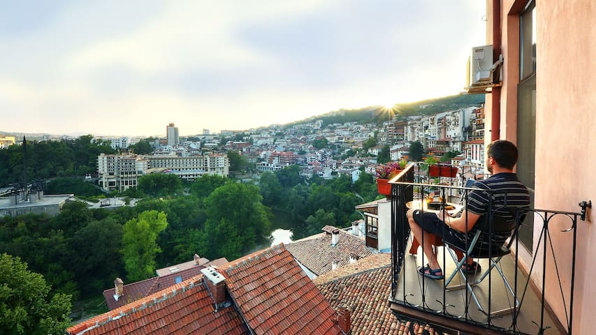 Guest house Stambolov. Perfect view - Veliko Tarnovo