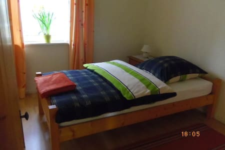 Friendly and quiet guestrooms