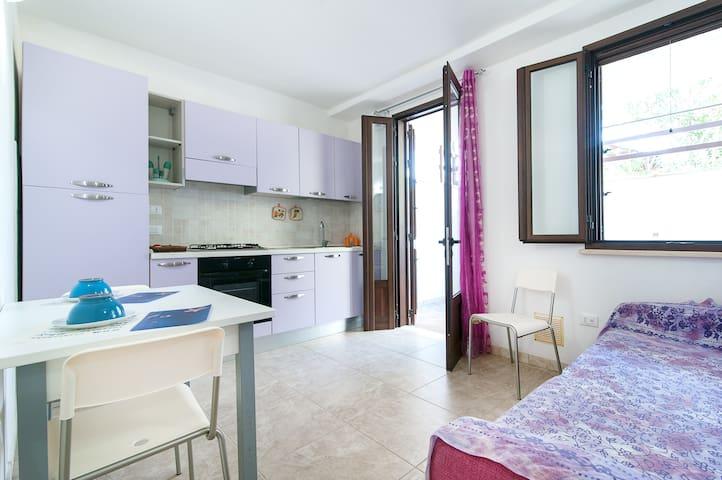 Appartamento in villa sul mare (BiB)