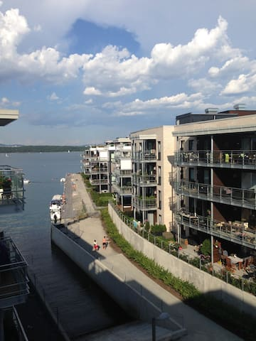 Large high standard apartment  - Oslo - Apartament
