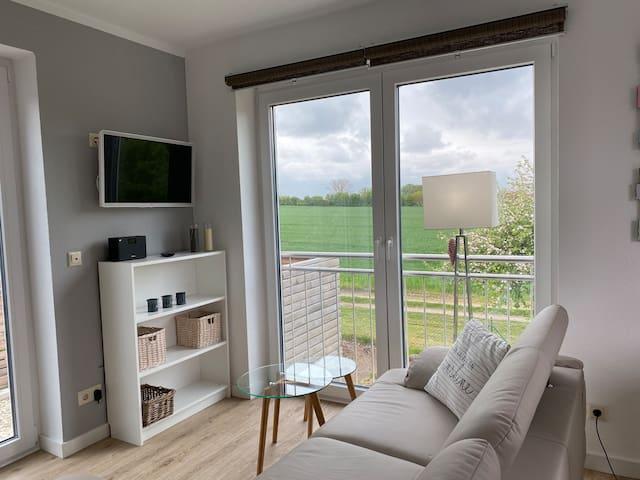 MOINe Bude ❤️ Idyllisch gelegenes Appartement