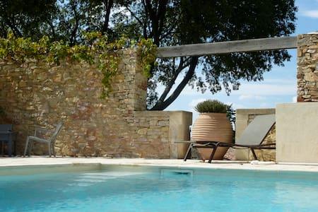 Maison vigneronne du 18 ème siècle - Boissières - Apartment