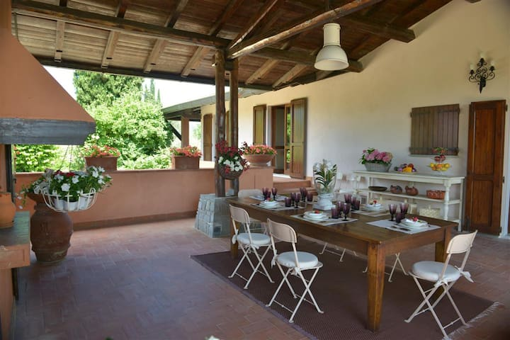 Villa Ines - Terranuova Bracciolini - Villa