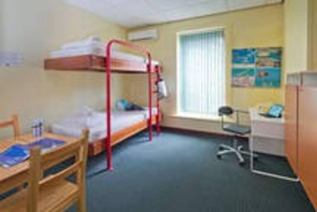 2 Shared Dormitory
