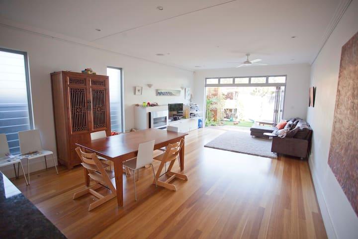 Stunning 4 Bedr Home in Bondi Beach - Bondi Beach - Maison