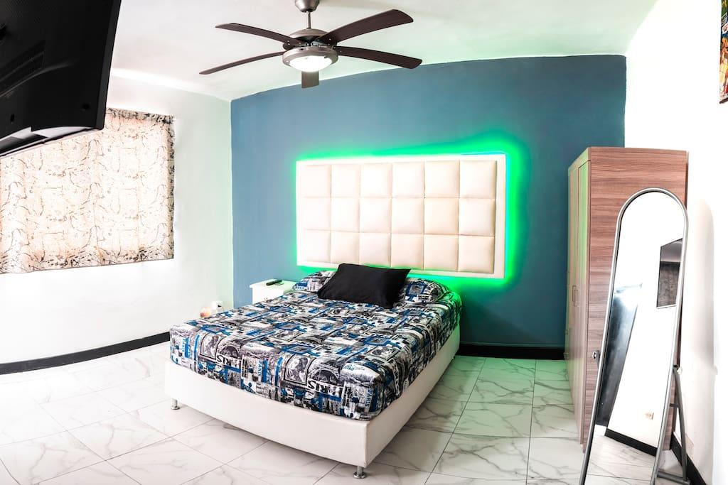 Bedroom number 6