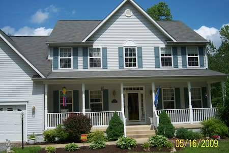 Country quiet w/pool/kitchen/pets - Spotsylvania