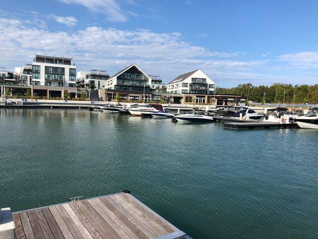 Friday harbour boardwalk condo 1bdrm/1bth