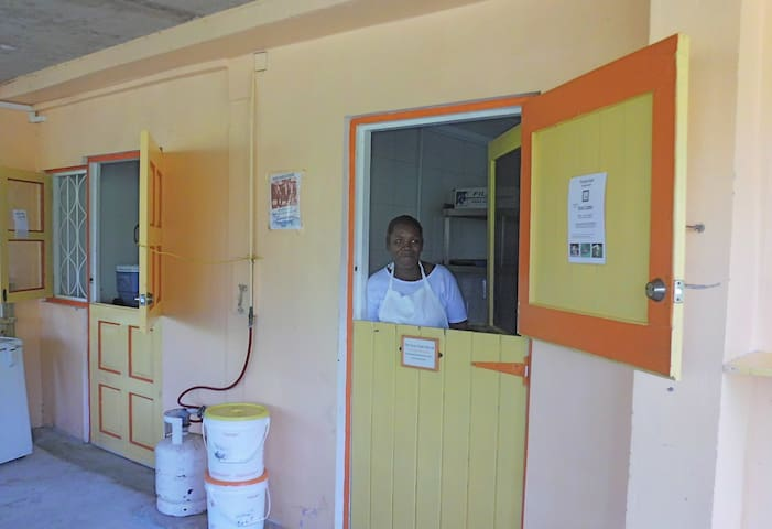 Grenada Goat Cheese Factory