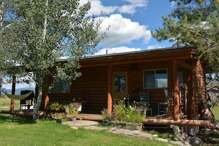 Great cabin in Teton Valley, ID - Victor