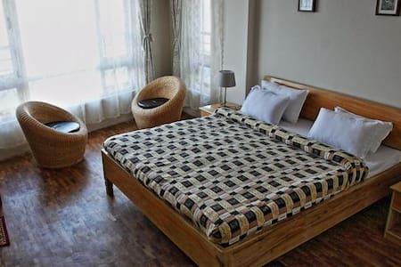 Super Deluxe Room@Yuru Retreat - Kalimpong