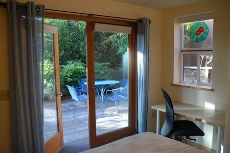 Peaceful and cozy in-law unit - Berkeley - Rumah