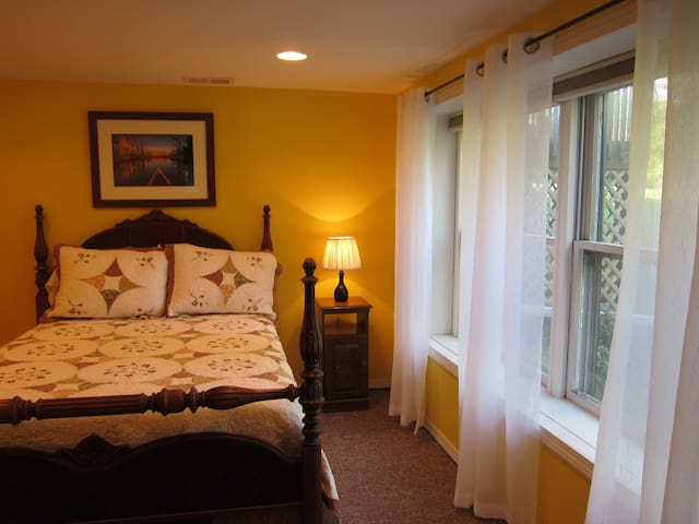 Bright, Clean Suite with Country Charm - Ann Arbor - Casa
