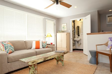Fresh casita near downtown - Austin - House