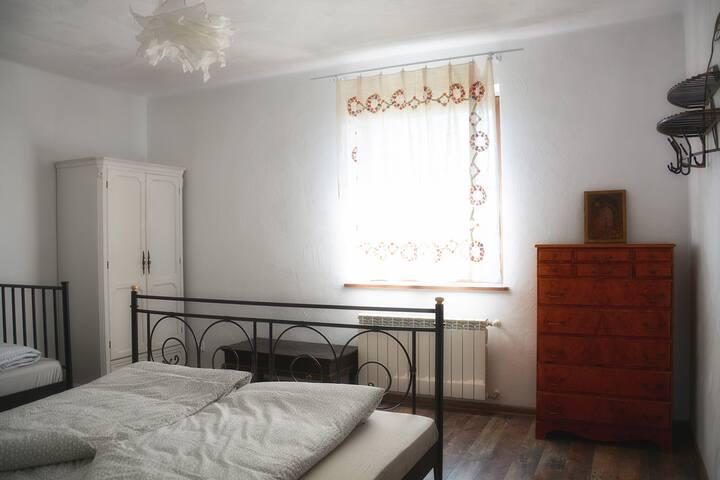 Morgi na Łebkach - 15 miejsc - pokój dla 3 osób