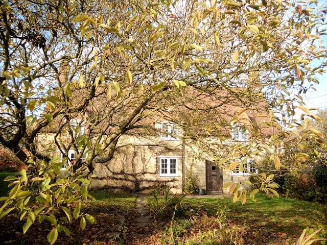 Charming 15th Century Country House & Garden