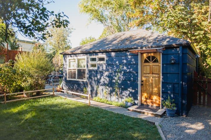 Seward Park Cottage