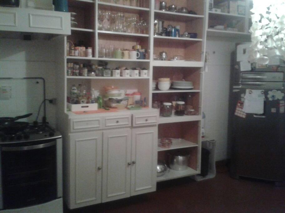 fogão e geladeira novos