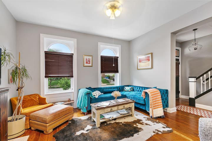 Chic, Spacious Home in Benton Park...With a Cat!