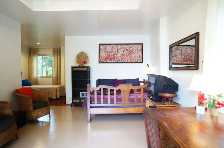 Koh Mak Apartment- well designed & spacious