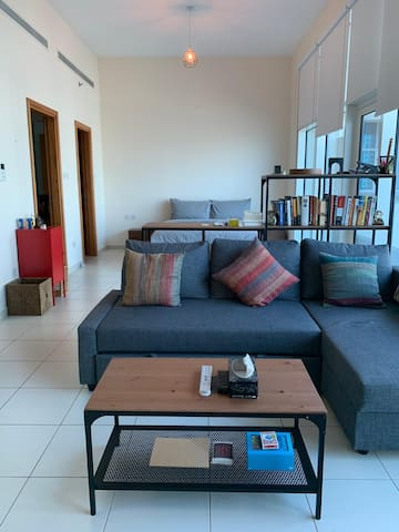 Fully Furnished Spacious Studio in Business Bay
