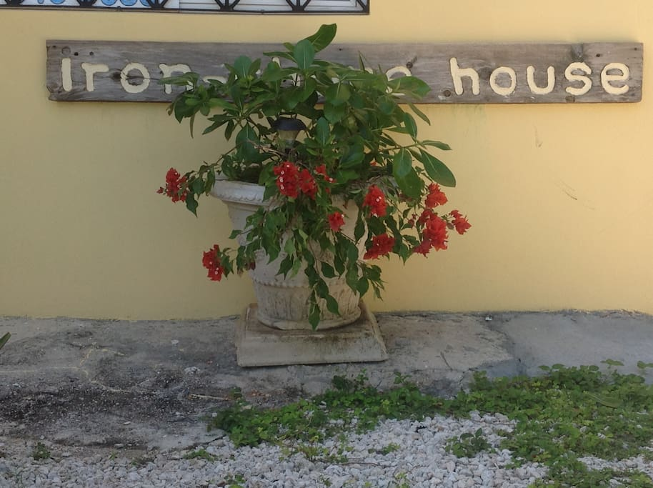 The Iron Shore House is located in West Bay a district  located on the west side of Grand Cayman Island. Just North of Grand Cayman's tourist-popular Seven Mile Beach