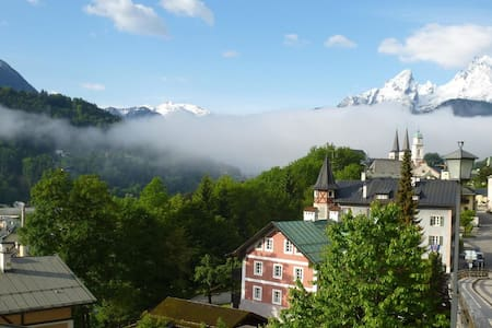 Cozy in historical part all is near - Berchtesgaden - Apartemen