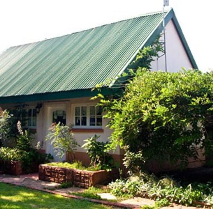 our Lavender Cottage