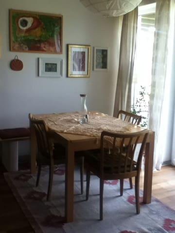 Gemütliche Wohnung Nähe Salzburg - Sankt Pantaleon - Flat