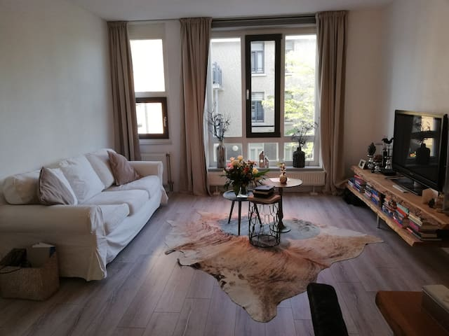 Lovely cozy and rustic appartment in Utrecht