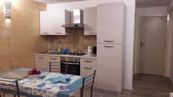 New and furnished Apt in coutryside house Alghero