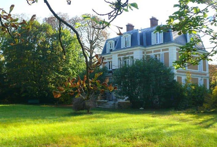 house Manor Essonne Ris-Orangis