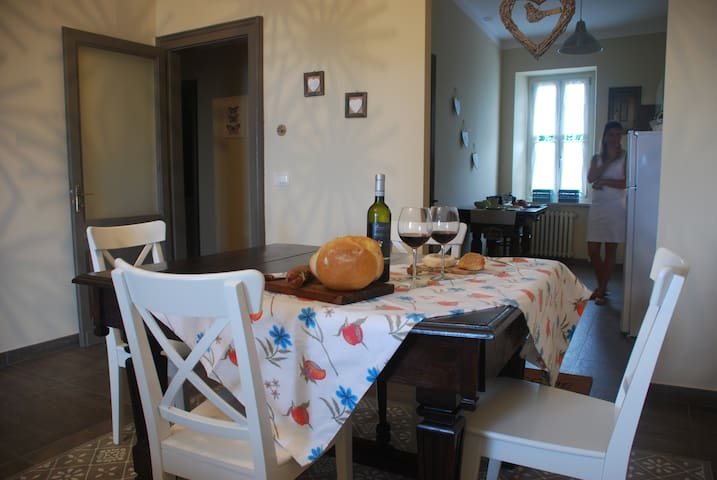 IL Belvedere Apartment - Guarene - Apartment