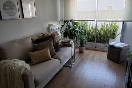 Impecable apartment in Las Cañitas, Palermo