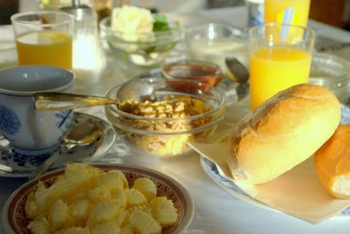 Oberachenhof - Rm3 - Dairy Farm - Ellmau - Bed & Breakfast