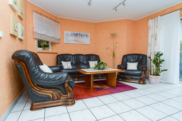 Beautiful apartment  - Bendorf - Daire