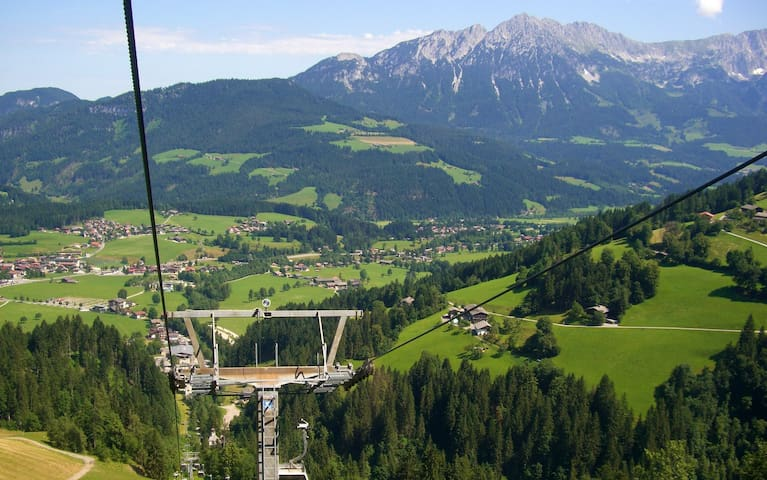 Oberachenhof - Rm5 - Hiking SkiWelt