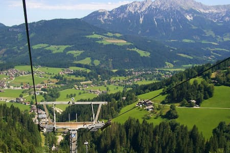Oberachenhof - Rm5 - Hiking SkiWelt - Ellmau - Penzion (B&B)