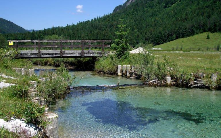 Oberachenhof - Rm7 - Snowboarding - Ellmau - Bed & Breakfast