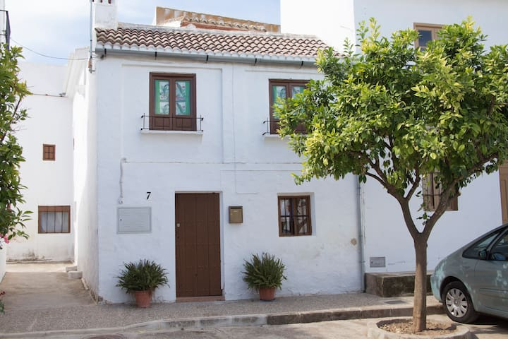 CHARMING HOUSE IN ANTEQUERA, MALAGA - Cañadas de Pareja - House