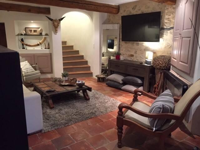 Maison de village typiquement provençale